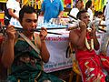 Mah songs at the Vegetarian Festival in Phuket 03.JPG