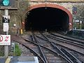 Maidstone East Station Week Street Tunnel. (16117758117).jpg