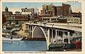 Main Street Viaduct and Ship Channel, Houston, Texas (1913).jpg