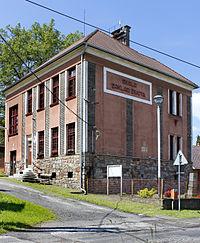 Malá Víska, municipal office.jpg