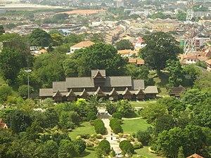 Melaka Sultanate Palace Museum - Image: Malacca Sultanate Palace