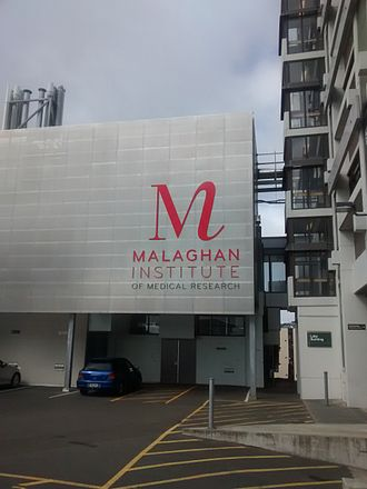 Malaghan Institute of Medical Research - Image: Malaghan Institute