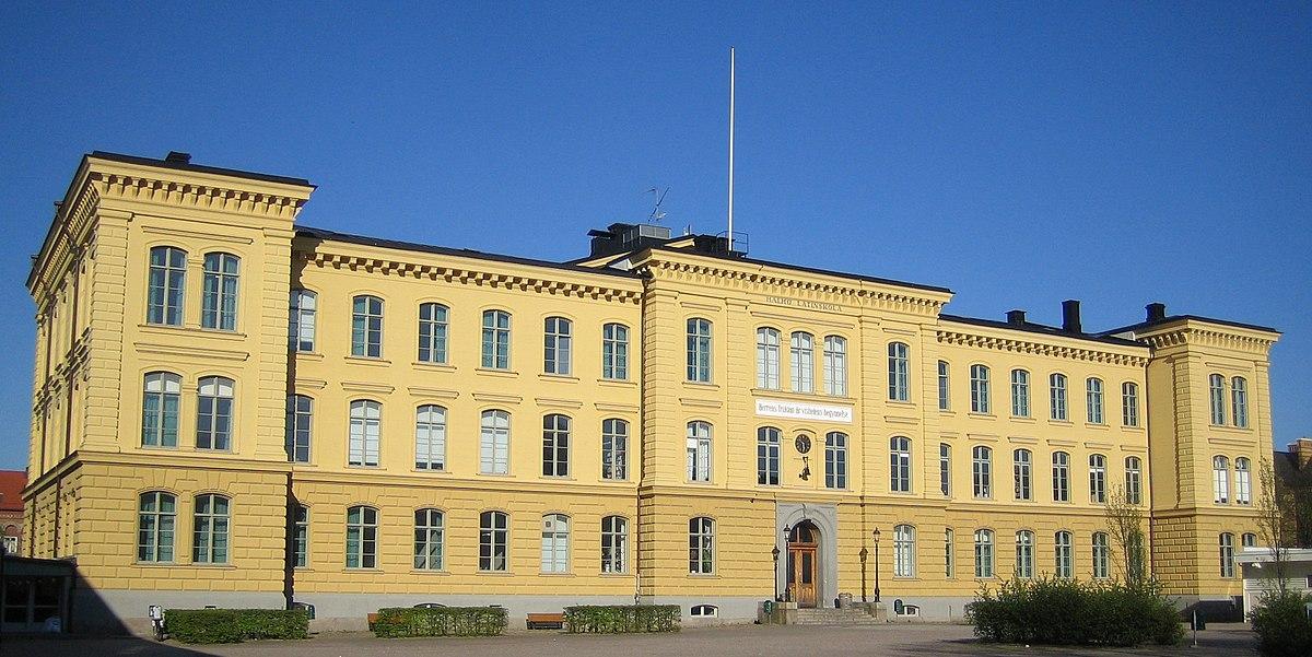 dusch latin avsugning i Malmö