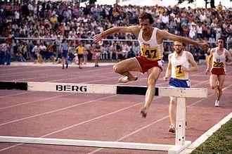Bronisław Malinowski (athlete) - Malinowski in 1976
