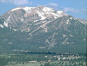 United States Geological Survey photo of Mammo...