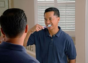 tooth brushing wikipedia