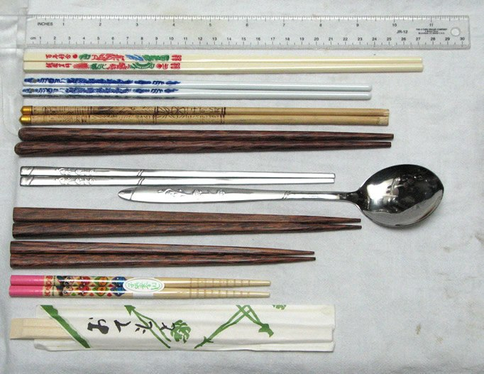 Many-chopsticks