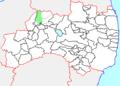 Map.Yamato-Town.Fukushima.PNG