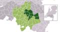 Map - NL - Municipality Meierij Graafschap Rode Historical.png