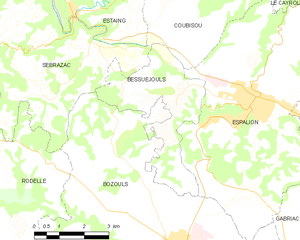 Map commune FR insee code 12027.png