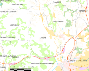 Map commune FR insee code 19278.png