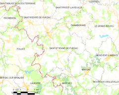 Map commune FR insee code 23192.png