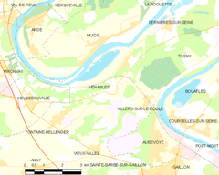 Map commune FR insee code 27676.png