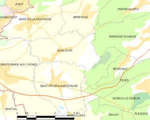 Map commune FR insee code 57593.png