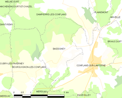 Map commune FR insee code 70052.png