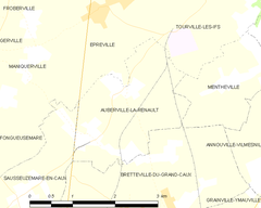 Map commune FR insee code 76033.png