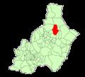 Map of Albox (Almería).png