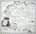 Map of Germany and Switzerland in 1791 by Reilly 092.jpg