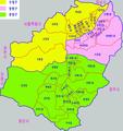 Map of the city of Seongnam, Gyeonggi Province, Republic of Korea.png
