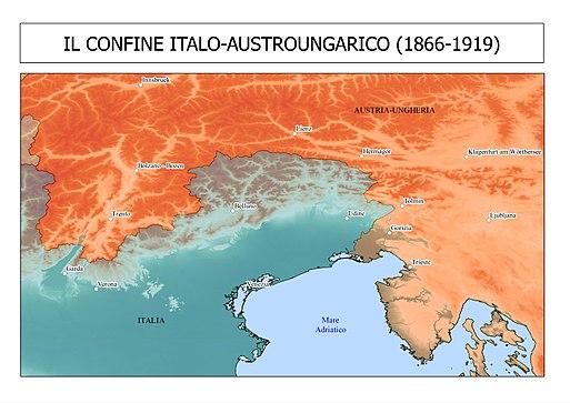Confine Italia Austria - Immagine di wikipedia