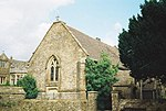 Church of All Saints attached to Mapperton House