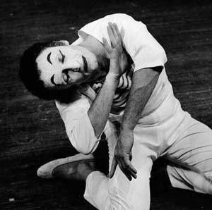 Marcel Marceau (1963) by Erling Mandelmann
