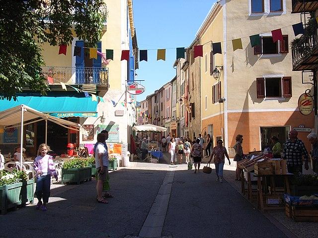 Fichier march saint andr les wikip dia - Office de tourisme saint andre les alpes ...