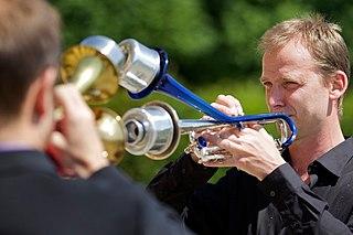 Marco Blaauw Dutch trumpeter