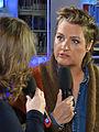Margriet van der Linden tijdens BoekenFEST 2016 in Assen - 01.jpg