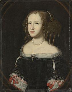 Maria Elisabeth of Holstein-Gottorp Landgravine of Hesse-Darmstadt