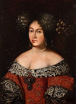 Maria Francisca of Savoy, Queen of Portugal by an anonymous artist.jpg