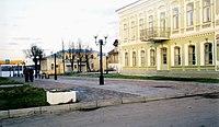 Mariinsky Posad East side of pedestrian street.jpg