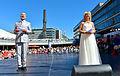 Mark Levengood och Pia Johansson på Stockholms Kulturfestival 2013-2.jpg