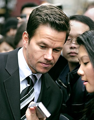 Mark Wahlberg - Wahlberg at the London premiere of Shooter in 2007