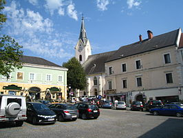 MarketPlace in Ybbs, Lower Austria.jpg