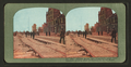 Market Street, San Francisco's great thoroughfare, showing effect of earthquake on the street, from Robert N. Dennis collection of stereoscopic views.png