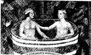 Pope John X - Theodora and Marozia, one John X's reputed lover, the other his reputed murderer