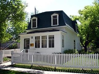 Marr Residence house in Saskatoon, Saskatchewan
