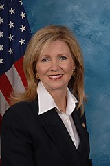 Congresswoman Marsha Blackburn of Tennessee
