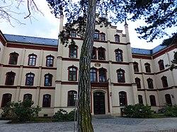 Martin-Andersen-Nexö-Schule Schilleranlagen 1 Bautzen 1.JPG