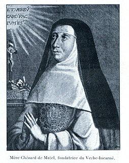 Jeanne Chezard de Matel French mystic