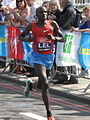 Martin Lel, London Marathon 2011 (cropped).jpg