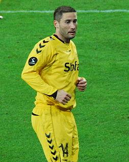 Martin Retov Danish footballer