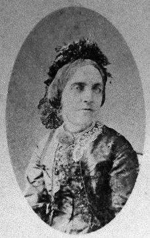 Thomas King (New Zealand politician) - Mary Chilman, wife of Thomas King
