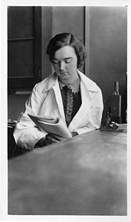 Mary Van Rensselaer Buell American biochemist, working in nutrition and physiological chemistry