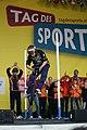 Mary Wegscheider - Tag des Sports 2013 Wien Weltrekordsprung 91cm b.jpg