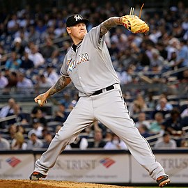 Mat Latos on June 18, 2015.jpg