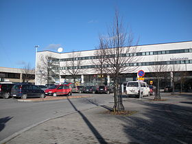 Image illustrative de l'article Gare de Seinäjoki