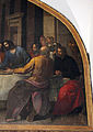 Matteo rosselli, ultima cena, 1613-14, 10.JPG