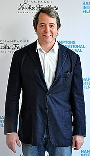 Matthew Broderick American film, stage and voice actor